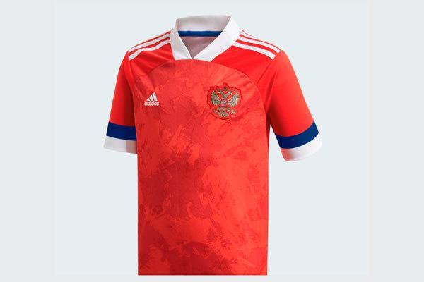 Gran cantidad concierto carrera  Rusia rechaza la camiseta nacional diseñada por Adidas