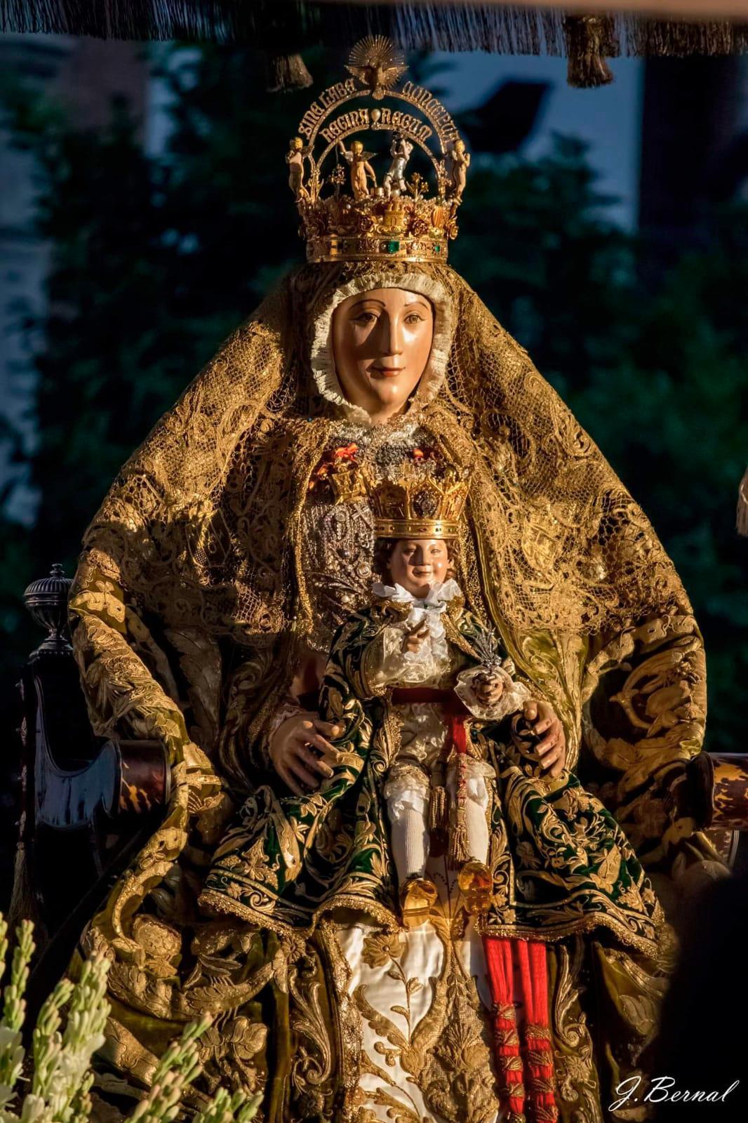 La Virgen de los Reyes presidirá la misa de las bodas de oro sacerdotales de Asenjo