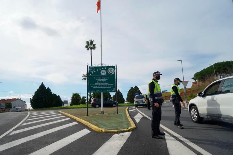 Una decena más de pueblos de Sevilla se suma al cierre perimetral