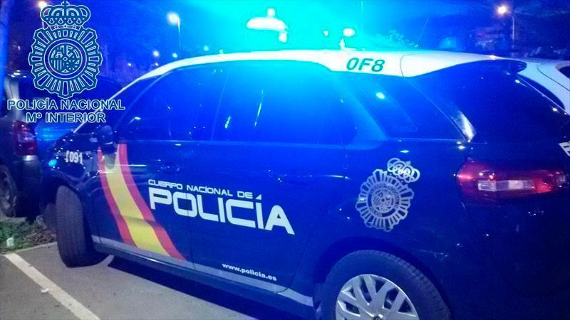 Ocho detenidos por un robo con violencia a un menor en Nervión