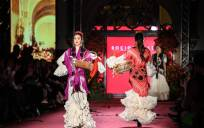 Desfile de apertura de We Love Flamenco