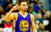 Stephen Curry. / EFE