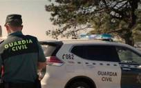 Foto de archivo de un agente de la Guardia Civil.