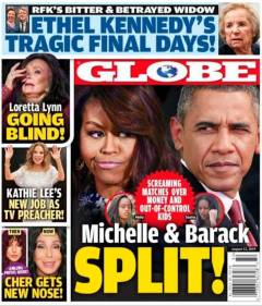 ¿Barack y Michelle Obama, divorcio a la vista?