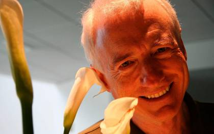 Larry Tesler. / Wikipedia