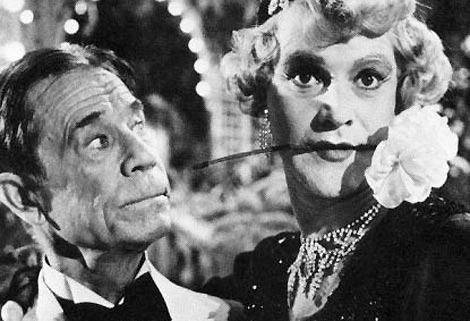 Joe E. Brown y Jack Lemmon. / El Correo