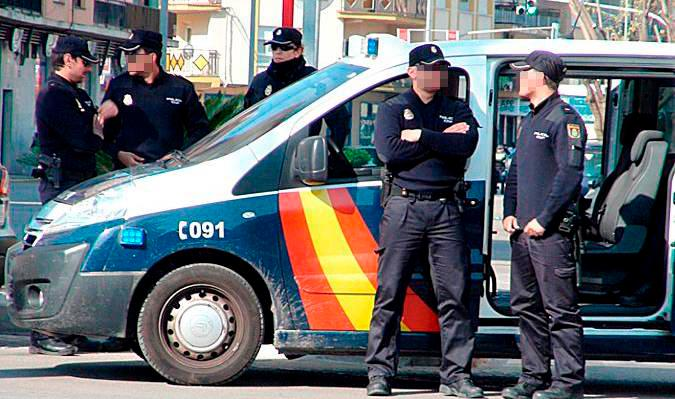 La Policía detiene al anciano pirómano del centro de Sevilla