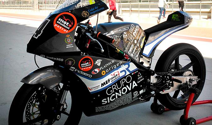 3c751844585 La motocicleta eléctrica de competición deberá someterse a diferentes  pruebas técnicas enfrentarse al resto jpg 675x400