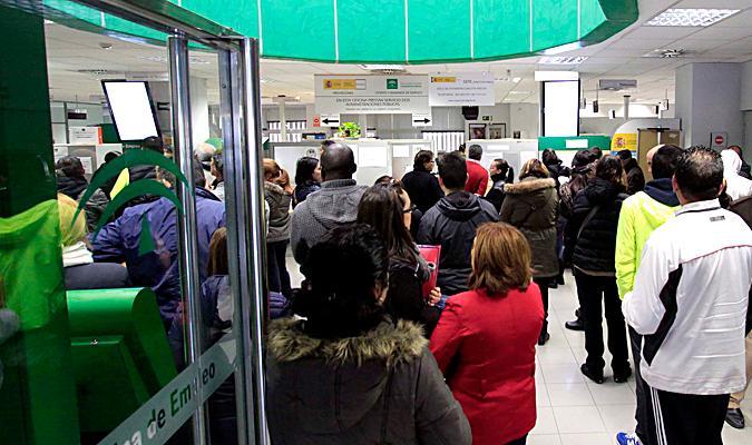 Enero registra el mayor incremento del paro desde 2014 - Oficina seguridad social sevilla ...