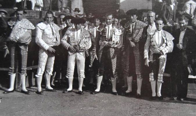 Córdoba, 1936: La última tarde de Juan Belmonte