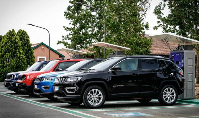 Jeep Compass 4xe y Volkswagen Tiguan, los nuevos SUV a la ...