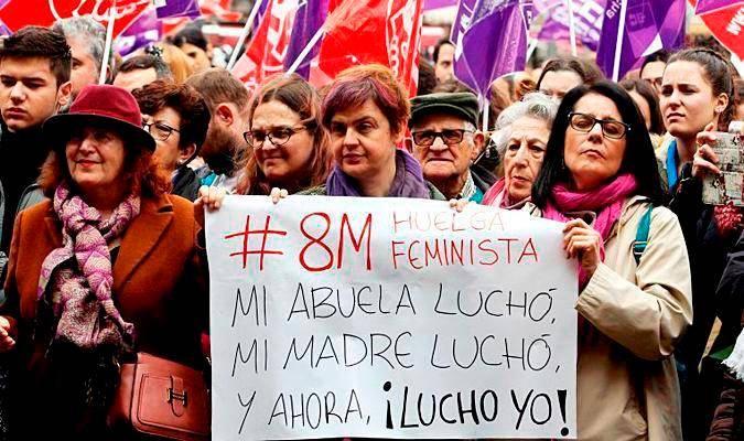 El movimiento feminista promete mucho ruido para el 8M en Sevilla
