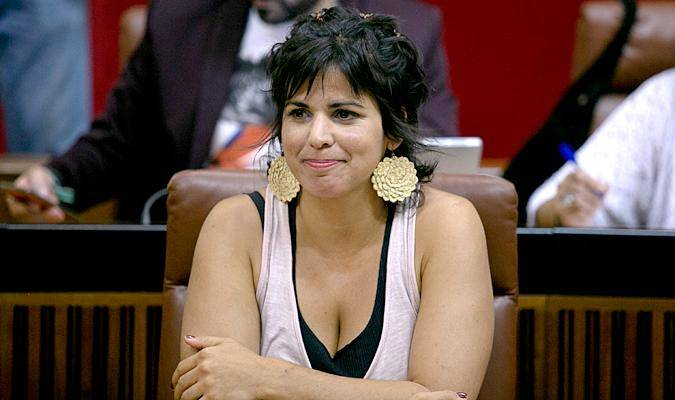 Teresa Rodríguez afirma que no competirá con Podemos en las