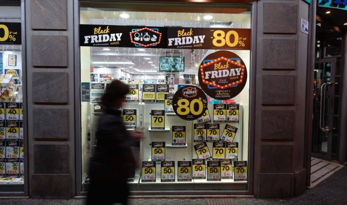377badccd1 Los españoles gastarán una media de 205 euros en el  Black Friday