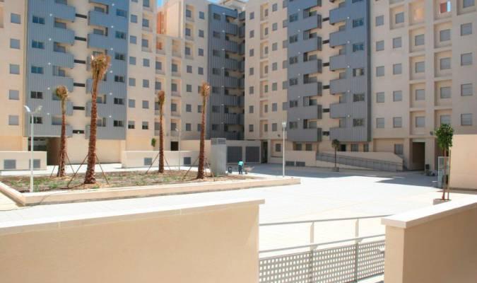 Abierto el plazo para 14 viviendas de alquiler con opci n for Alquiler de viviendas en sevilla particulares