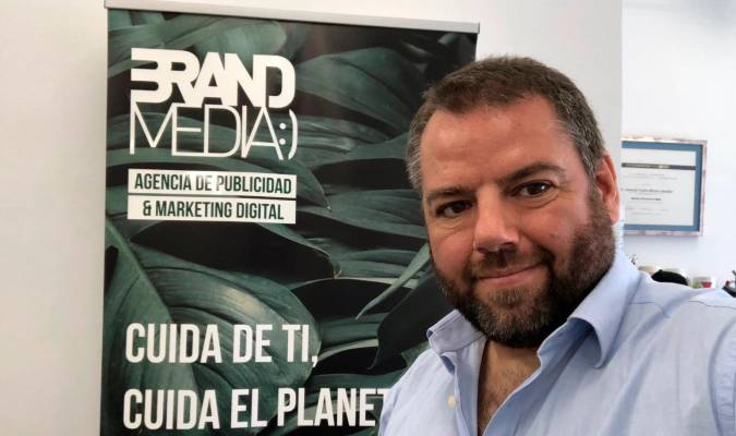 Antonio Carlos Rivero, director de BrandMedia.