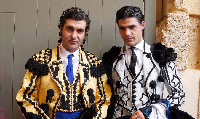 Morante y Aguado en Ronda bilaketarekin bat datozen irudiak