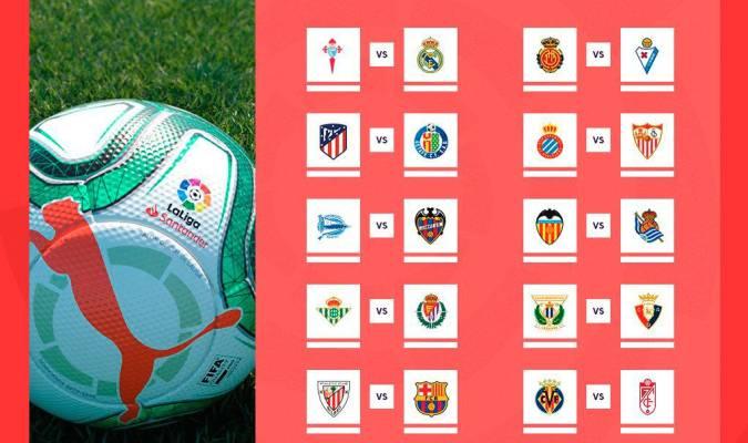 Calendario Sevilla Fc 2020.Calendario Completo De Sevilla Y Betis De La Temporada 2019 20