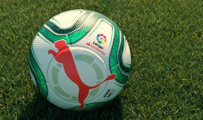 Ojalá Cereza Integrar  LaLiga presenta el nuevo balón de Puma para la próxima temporada
