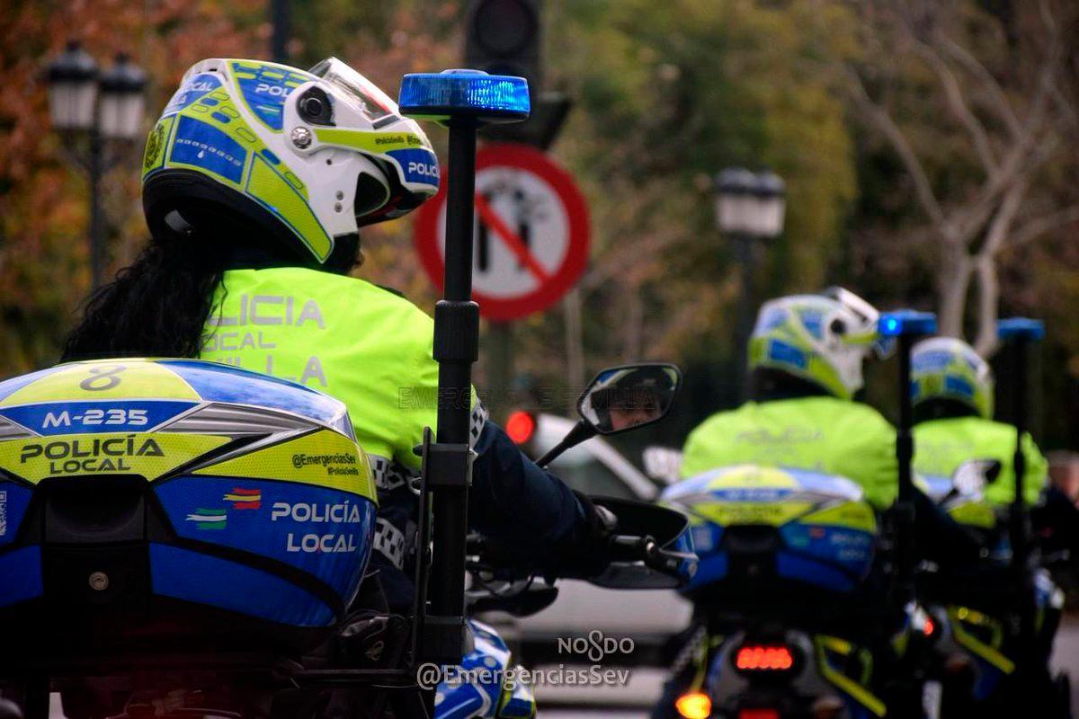 Sevilla incorporará 102 nuevos agentes de la Policía Local