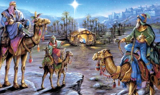 Imagenes Sobre Reyes Magos.El Enigma De Los Reyes Magos