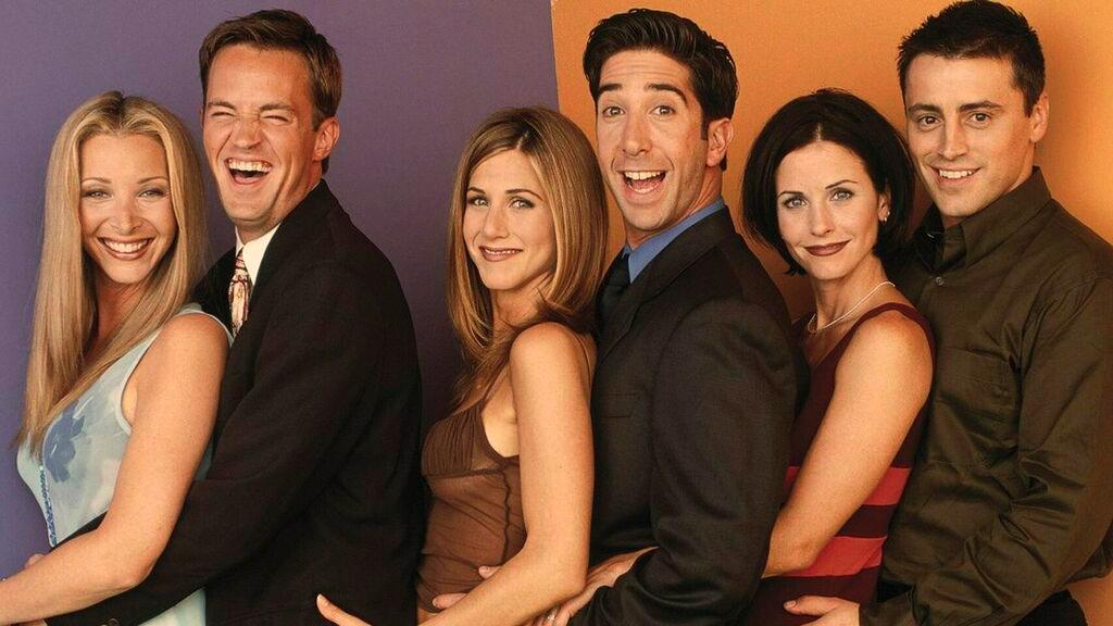 El reencuentro de las estrellas de 'Friends' en HBO Max