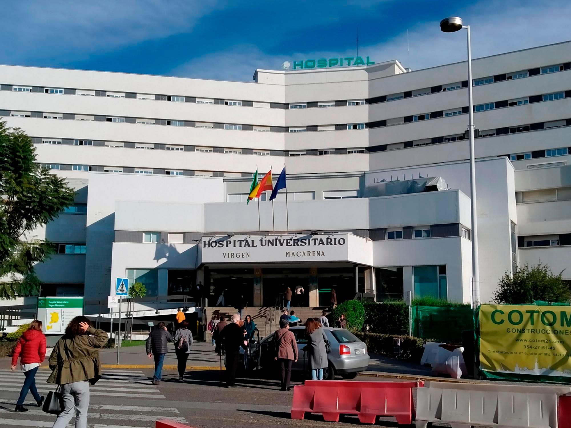 Condenan a un enfermero del Macarena por abusar de una enfermera