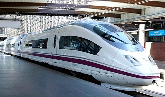 En cuarentena un AVE a Madrid donde viajaban pasajeros procedentes de Mallorca