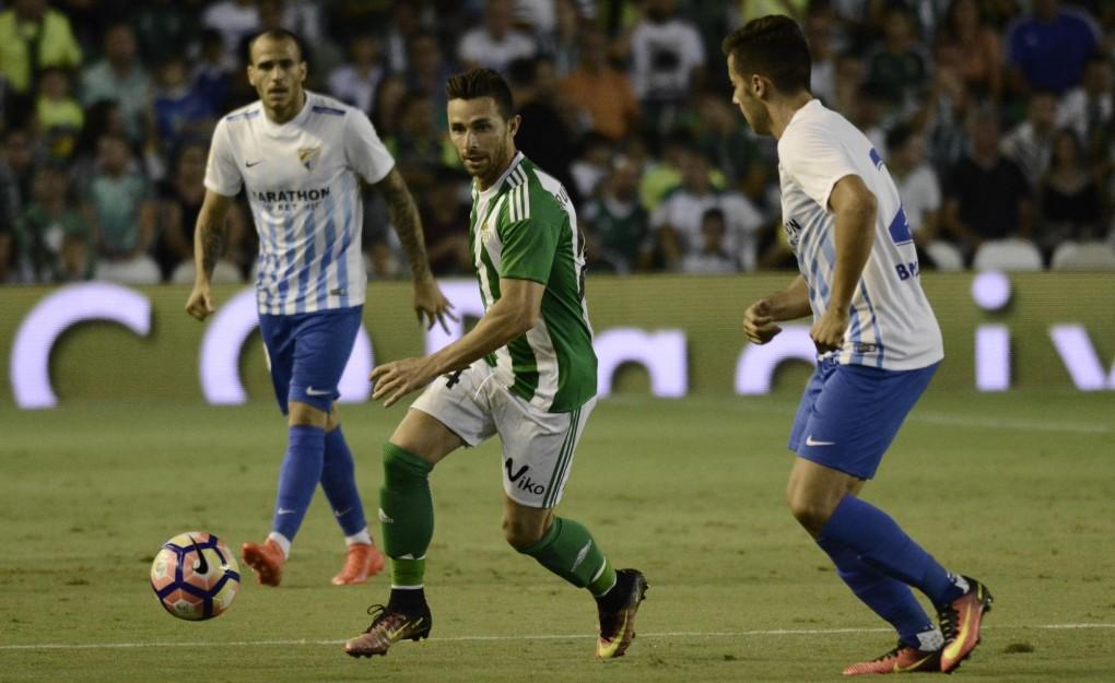 Las imágenes del Betis-Málaga