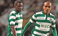 William Carvalho y Joao Mario ya compartieron colores verdiblancos en el Sporting.