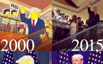 Twitter 0 - Simpsons 1