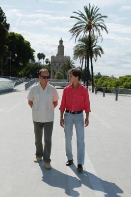 Pepe Luis y Manolo Vázquez. / Toromedia