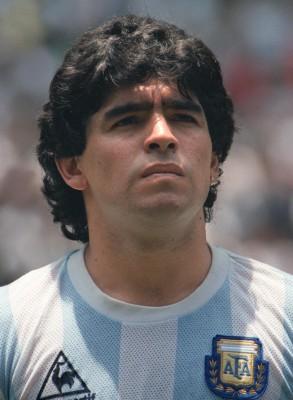 La Mano De Dios Diego Armando Maradona Homenaje Al Mito