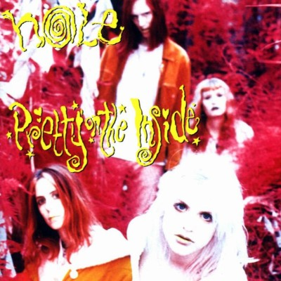 Carátula del disco 'Pretty on the inside' (1991) de Hole. / El Correo
