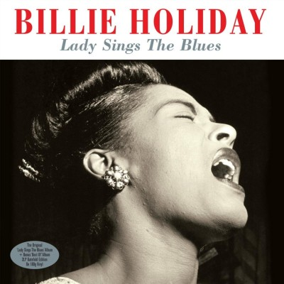 Carátula del disco 'Lady sings de blues' (1956) de Billy Holiday. / El Correo