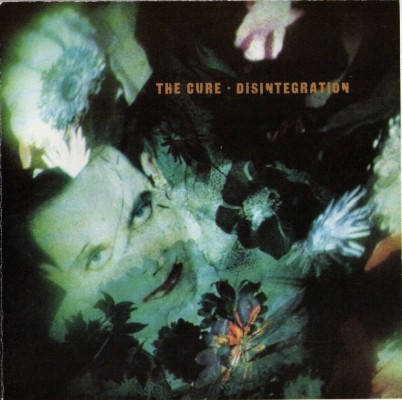 Carátula del disco 'Desintegration' (1989) de The Cure. / El Correo