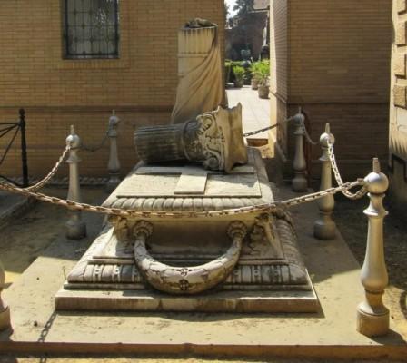 Cementerio de San Fernando: del ruedo a la eternidad