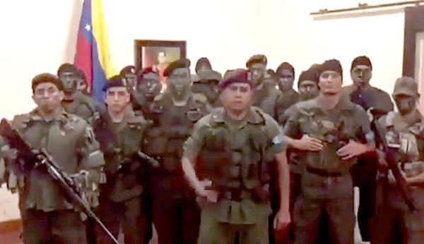 Un grupo militar se subleva en norte de venezuela y es for Grupo el norte