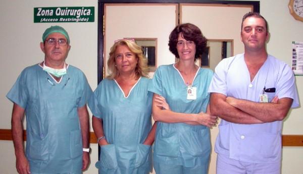 El hospital de valme registra en dos semanas tres - Tejidos madrid en sevilla ...