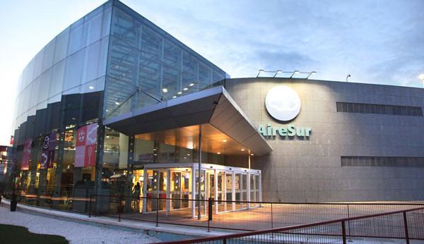 Airesur quiere ampliar el centro comercial de castilleja - La illa centro comercial ...