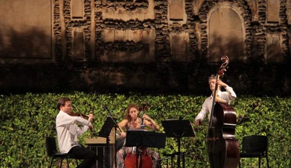 Los ltimos conciertos de la noche en los jardines del - Noche en los jardines de espana ...