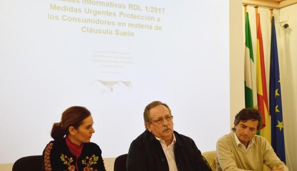 El servicio municipal de osuna ha atendido m s de 150 Clausula suelo empresario