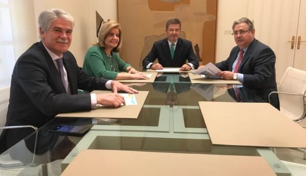 Sevilla contar con cuatro juzgados m s en la provincia for Juzgados viapol sevilla