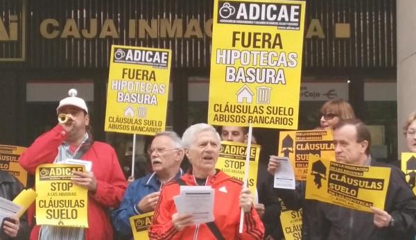 La justicia europea obliga a los bancos a devolver todas for Bancos devolver clausulas suelo