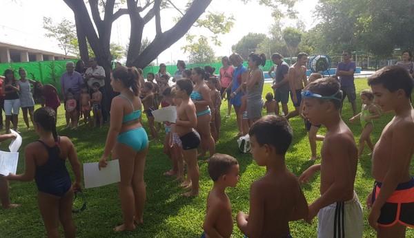 Fin a la temporada en las tres piscinas municipales de for Piscina municipal alcala de guadaira