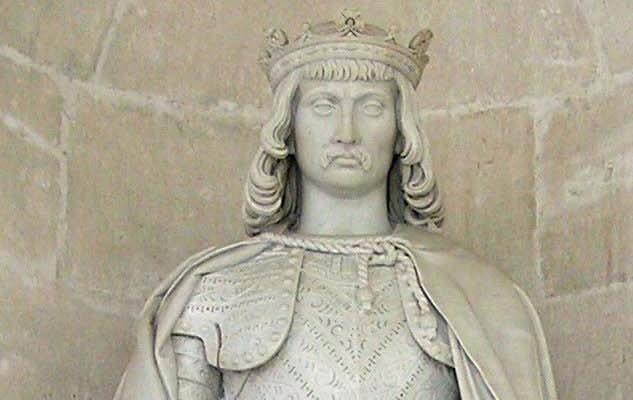 Estatua de Fernando el Católico en Madrid. / El Correo