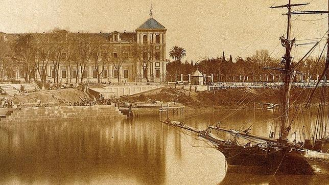 Los duques de Montpensier promovieron el Santo Entierro Grande en 1850