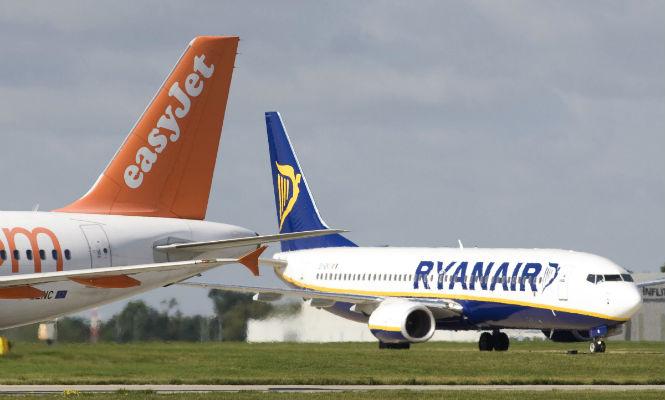Aereo Privato Low Cost : Las aerolíneas 'low cost acaparan la mitad del tráfico aéreo