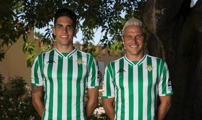Así es la nueva camiseta del Betis para la temporada 2018-19 6ab5e64c77e
