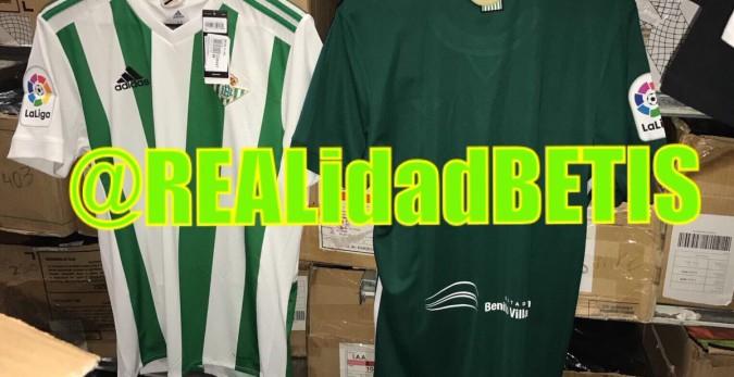 El blanco gana espacio en la nueva camiseta del Betis f6ddecc67667a